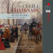 Cecile Chaminade (1857-1944): Klavierwerke, Super Audio CD