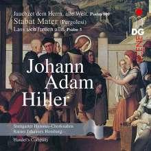 Johann Adam Hiller (1728-1804): Jauchzet dem Herrn, alle Welt (Psalm 100), SACD