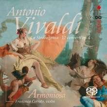 """Antonio Vivaldi (1678-1741): Concerti op.4 Nr.1-12 """"La Stravaganza"""", 2 SACDs"""
