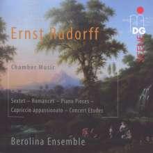 Ernst Rudorff (1840-1916): Kammermusik, CD