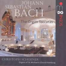 Johann Sebastian Bach (1685-1750): Toccaten & Fugen BWV 538,540,565, Super Audio CD