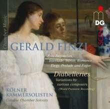 Gerald Finzi (1901-1956): Kammermusik, SACD