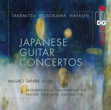 Masao Tanibe - Japanese Guitar Concertos, SACD
