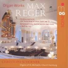 Max Reger (1873-1916): Orgelwerke, Super Audio CD