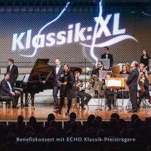 Klassik: XL - Benefizkonzert mit Echo Klassik-Preisträgern, 2 CDs