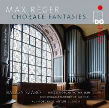Max Reger (1873-1916): Choralfantasien, 2 SACDs