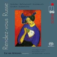 Eva van Grinsven - Rendez-vous Russe, SACD