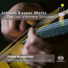 Johann Kaspar Mertz (1806-1856): Gitarrenwerke, Super Audio CD