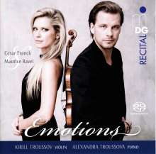 Kirill Troussov & Alexandra Troussova - Emotions, SACD