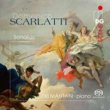 Domenico Scarlatti (1685-1757): Klaviersonaten, SACD