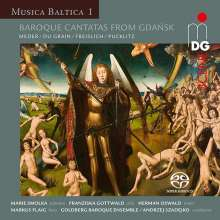 Baroque Cantatas from Gdansk, SACD