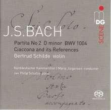 Johann Sebastian Bach (1685-1750): Partita für Violine BWV 1004, SACD