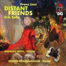 Andreas Seidel & Steffen Schleiermacher - Distant Friends, CD