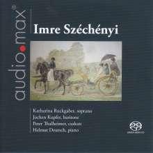 Imre Szechenyi (1825-1898): Lieder, SACD