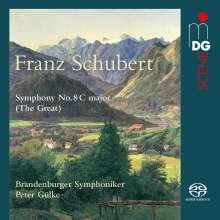 """Franz Schubert (1797-1828): Symphonie Nr.9  C-Dur """"Die Große"""", SACD"""