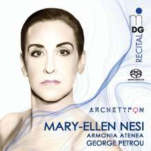 Mary-Ellen Nesi - Archetypon, SACD