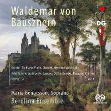 Waldemar von Bausznern (1866-1931): Kammermusik Vol.2, SACD