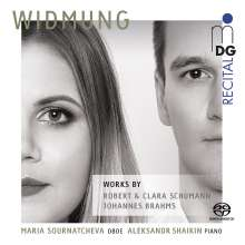 Maria Sournatcheva - Widmung, Super Audio CD