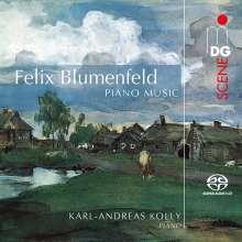 Felix Mikhailovich Blumenfeld (1863-1931): Klavierwerke, SACD