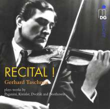 Gerhard Taschner - Recital! (180g), LP