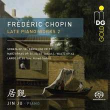 Frederic Chopin (1810-1849): Späte Klavierwerke Vol.2, Super Audio CD
