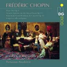 Frederic Chopin (1810-1849): Kammermusik, CD