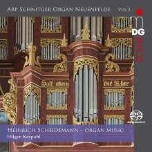 Heinrich Scheidemann (1596-1663): Orgelwerke, SACD