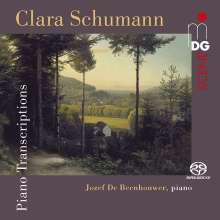 Clara Schumann (1819-1896): Transkriptionen, SACD