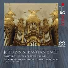 "Johann Sebastian Bach (1685-1750): Choräle BWV 669-689 ""Orgelmesse"", 2 SACDs"