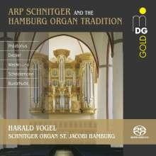 Arp Schnitger and the Hamburg Organ Tradition, Super Audio CD