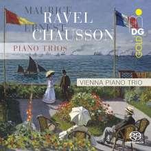 Maurice Ravel (1875-1937): Klaviertrio a-moll, SACD