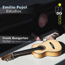 Emilio Pujol (1886-1980): Estudios, Super Audio CD
