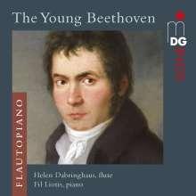 "Ludwig van Beethoven (1770-1827): Werke für Flöte & Klavier - ""Der junge Beethoven"", Super Audio CD"