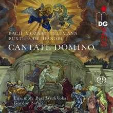"""Geistliche Chorwerke """"Cantate Domino"""", Super Audio CD"""