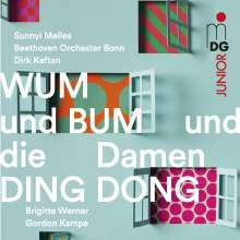 Gordon Kampe (geb. 1976): WUM und BUM und die Damen DING DONG, CD