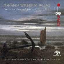 Johann Wilhelm Wilms (1772-1847): Flötensonaten op.15 Nr.1-3, Super Audio CD