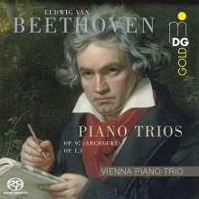 Ludwig van Beethoven (1770-1827): Klaviertrios Nr.3 & 7, Super Audio CD