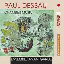 Paul Dessau (1894-1979): Kammermusik, CD