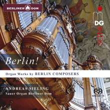 Andreas Sieling - Berlin!, Super Audio CD