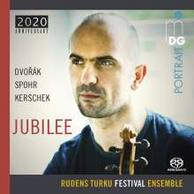 Rudens Turku Festival Ensemble - Jubilee, Super Audio CD