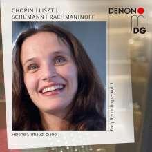 Helene Grimaud - Chopin / Liszt / Schumann / Rachmaninoff, 2 CDs