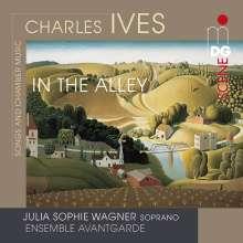 Charles Ives (1874-1954): Lieder & Kammermusik, CD