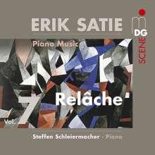 Erik Satie (1866-1925): Klavierwerke Vol.7, CD