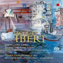 Jacques Ibert (1890-1962): Suite Symphonique, Super Audio CD