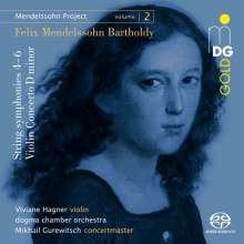 Felix Mendelssohn Bartholdy (1809-1847): Mendelssohn Project Vol.2, Super Audio CD