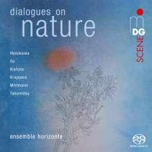 Ensemble Horizonte - Dialogues on Nature Japan-Germany, Super Audio CD