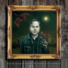 Austin Lucas: Between The Moon And The Midwest, CD