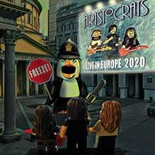 The Aristocrats: Freeze! Live In Europe 2020, CD