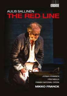Aulis Sallinen (geb. 1935): The Red Line, DVD