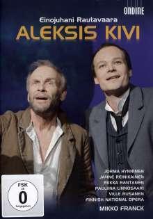 Einojuhani Rautavaara (1928-2016): Aleksis Kivi (Oper in 3 Akten), DVD